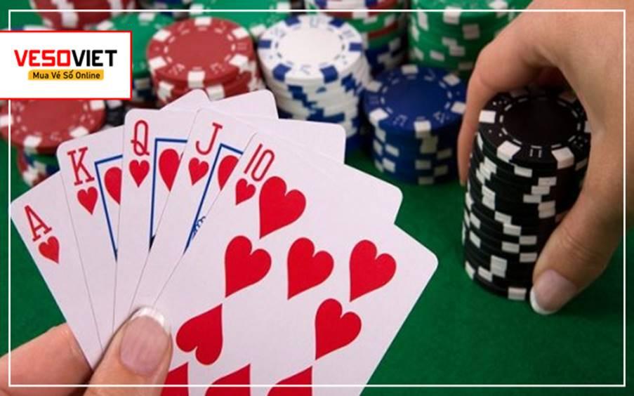 Con số nào may mắn đại diện cho giấc mơ đánh bài